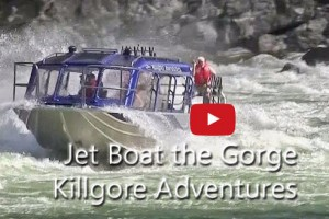 Killgore Adventures - Hells Canyon Jet Boat Trips