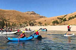 Salmon Raft Company - kayak trips