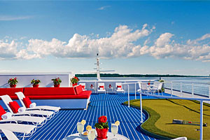 USA River Cruises - Luxury Cruises