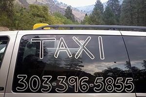 Tony's Taxi - 303 396 5855