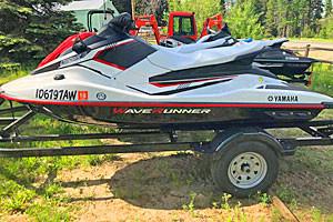 Outdoor Rentals - Pontoon Waverunner SUP & Kayaks