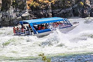 Killgore Adventures - Hells Canyon Jet Boat Trips