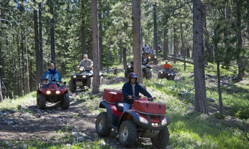 McCall Idaho ATV Rentals, Jeep Tours & Trails - AllTrips