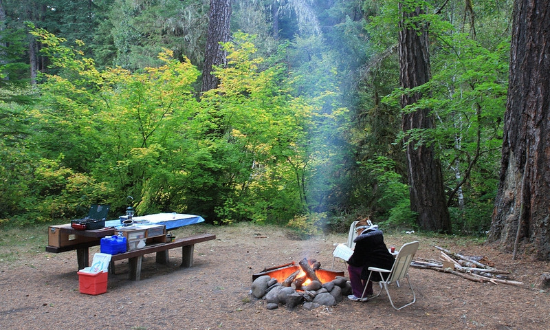 Mount Hood Campgrounds