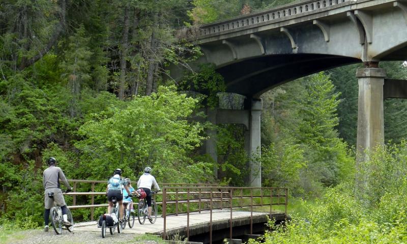 Weiser River Trail ID