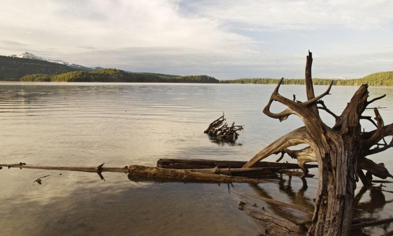 McCall Idaho Lake
