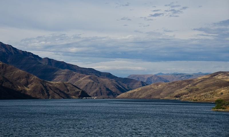 Brownlee Reservoir Idaho
