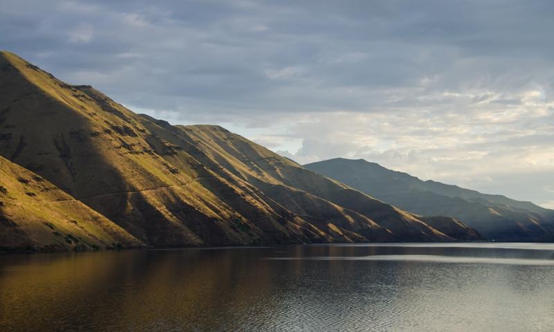 Brownlee Reservoir