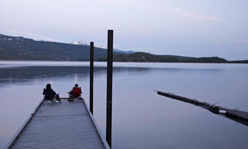 Little Payette Lake McCall Idaho