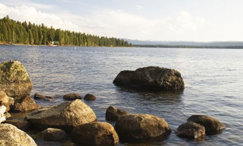 Payette Lake McCall Idaho