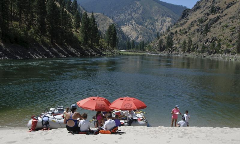 Salmon River Idaho Fly Fishing Camping Boating Alltrips
