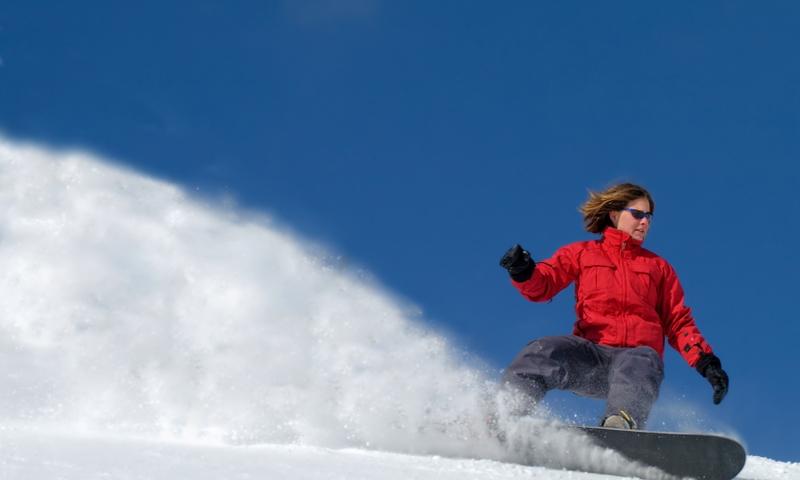 Snowboarding Snowboarder Winter