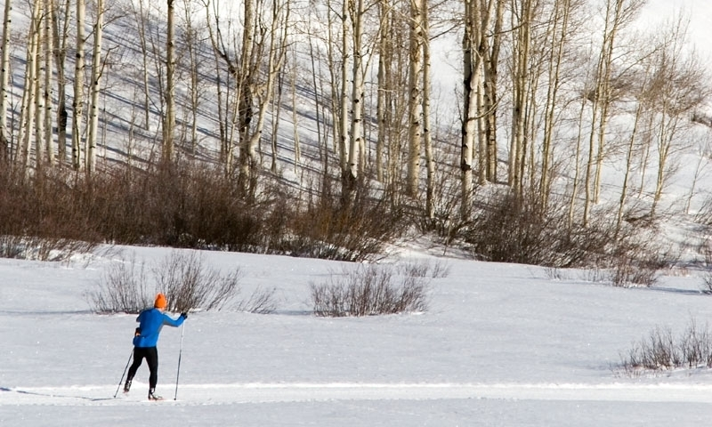 McCall Idaho Cross Country Skiing