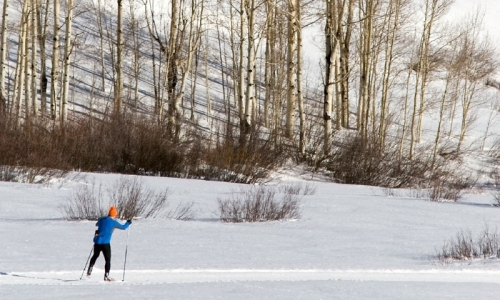 McCall Idaho Cross Country Skiing