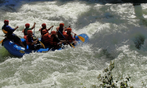 McCall White Water Rafting