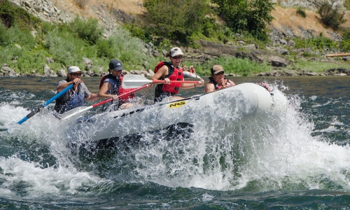 McCall Idaho Whitewater Rafting