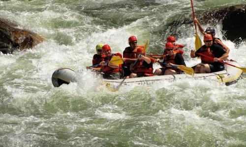 McCall Rafting