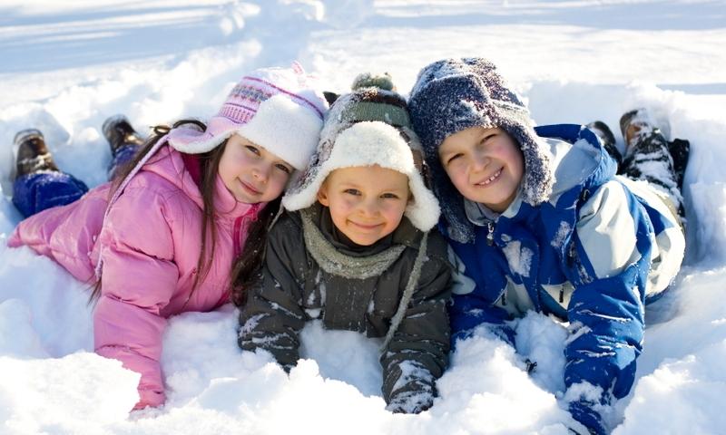 McCall Idaho Kids Winter Activities