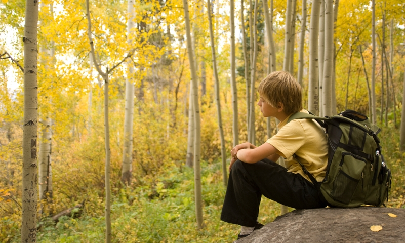 Hiking McCall Idaho