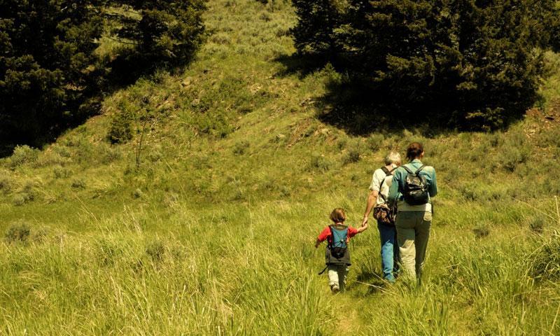 McCall Idaho Hiking