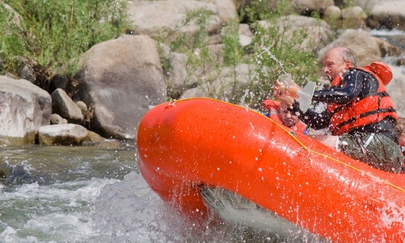Rafting the Payette